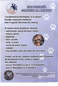 Plakat_schronisko
